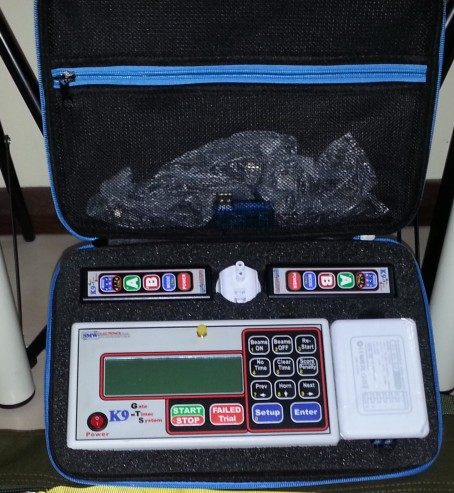 k9 contoller carry case