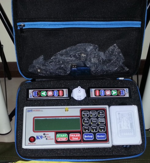 k9 contoller carry case