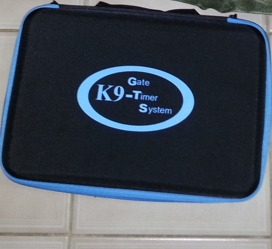 k9 controller carry case -outer